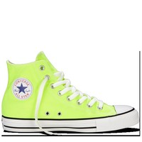 Converse - Chuck Taylor All Star - Hi - Electric Yellow