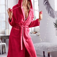 The Cozy Long Robe - Victoria's Secret
