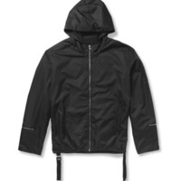 Balenciaga - Hooded Shell Jacket | MR PORTER