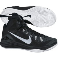 Nike Women's Hyperdunk 2014 Basketball Shoe - Black/Silver | DICK'S Sporting Goods