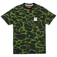 Battle Tested Pocket T-Shirt Duck Camo
