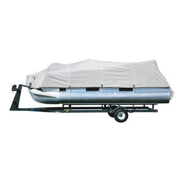 Armor Shield Trailer Guard Pontoon Boat Cover 21'-24'L Beam Width to 96''