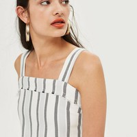 Striped Crop Top - New In Fashion - New In