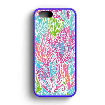 Lilly Pulitzer Cha Cha  iPhone 5 Case iPhone 5s Case iPhone 5c Case