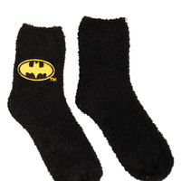 DC Comics Batman Cozy Socks | Hot Topic