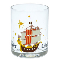 Disney Parks Peter Pan Neverland Mini Glass New