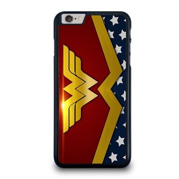 wonder woman iphone 6 6s plus case cover  number 1