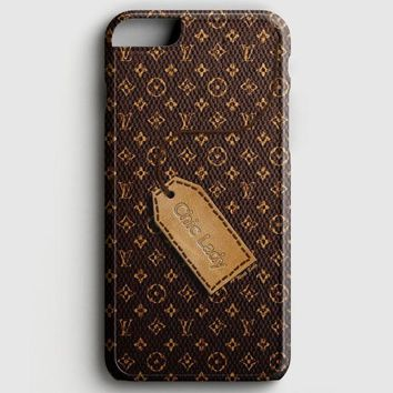 Louis Vuitton Chic Lady iPhone 6 Plus/6S Plus Case