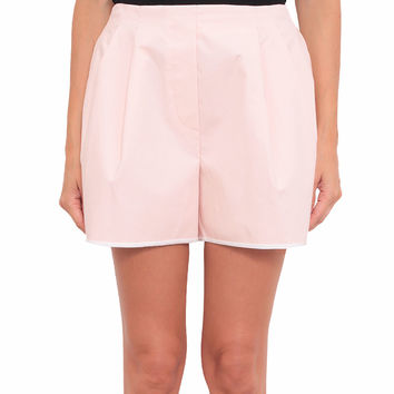 3.1 Phillip Lim Stretchable cotton poplin shorts
