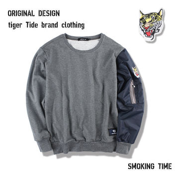 Men's Fashion Cotton Hoodies [8598686275]