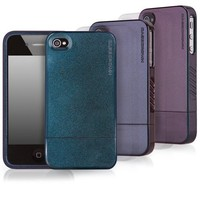 CaseCrown Chameleon Glider Case for Apple iPhone 4 and 4S (AT&T, Sprint, & Verizon compatible) Scre