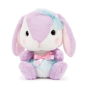 Pote Usa Loppy Tulle Rabbit Plush Collection (Big)