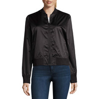 City Streets Bomber Jacket - JCPenney