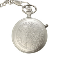 Doctor Who FOB Pocket Watch