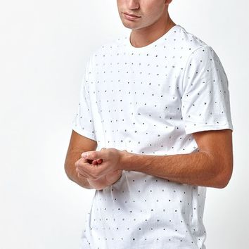 PacSun Huber Printed Scallop T-Shirt at PacSun.com