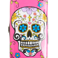 Sugar Skull Phone Wallet