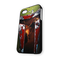 Boba Fett Han Solo Star Wars iPhone 4/4S Case