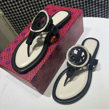 TORY BURCH  Women Casual Shoes Boots  fashionable casual leather