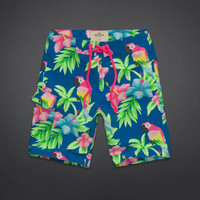 Ocean Beach Swim Shorts