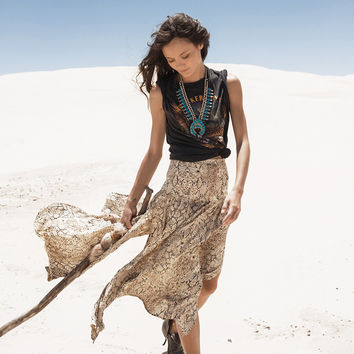 Aloha Python Split Skirt | Spell & the Gypsy Collective