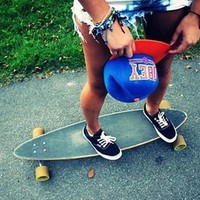 Skateboard | via Tumblr