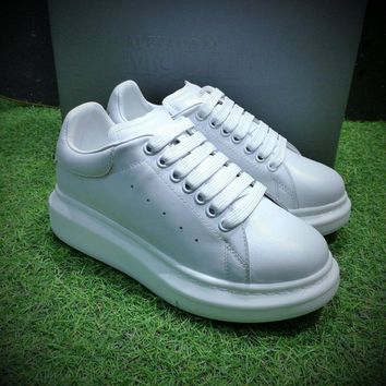 Alexander Mcqueen Sole Sneakers White