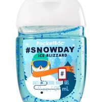 PocketBac Sanitizing Hand Gel #Snowday