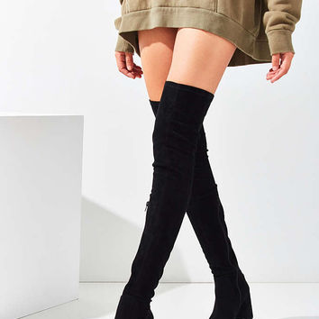 1516ec7f351 Jeffrey Campbell Cienega Over-The-Knee Boot - Urban Outfitters
