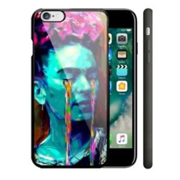 Frida Kahlo Cry Painting For iPhone Samsung 6 6s 7 S6 S7 S8 Edge Plus Phone Case