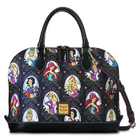 Runway Princess Zip Satchel by Dooney & Bourke