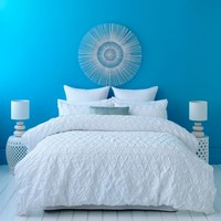 Mercer + Reid Alexis - Bedroom Quilt Covers & Coverlets - Adairs Online