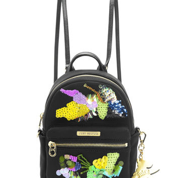 SOLSTICE ART SCHOOL EMB MINI BACKPACK