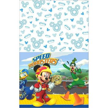 Disney Mickey and the Roadster Racers Table Cover