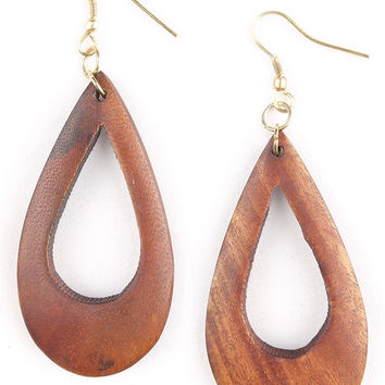 Shizuku Earrings - Natural