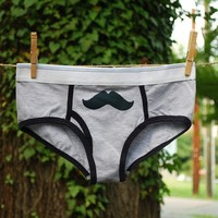 sale unisex briefs / free shipping by barehandedpress on Etsy