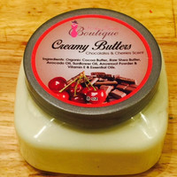 Chocolate & Cherries Creamy Shea Butter