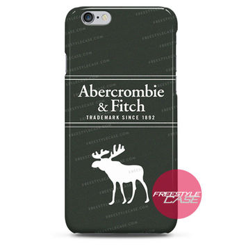 Abercrombie & Fitch iPhone Case 3, 4, 5, 6 Cover