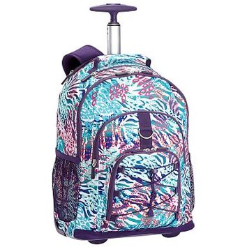 Gear-Up Cool Cheebrah Rolling Backpack