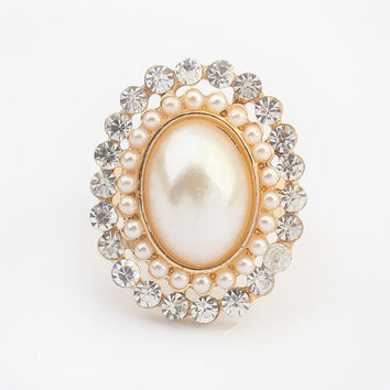 Stylish New Arrival Jewelry Gift Shiny Korean Gemstone High Quality Accessory Ring [4918798148]