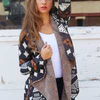 Cold Mountain Cardigan