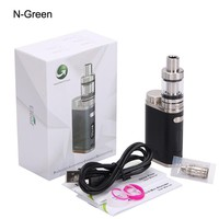 Original 75W Box Vape Electronic Mod Cigarette 2ML Melo III Mini 4ML Melo 3 Tank