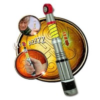 Doctor Who Exclusive Third Doctor Sonic Screwdriver - Underground Toys - Doctor Who - Roleplay at Entertainment Earth