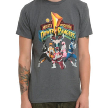 Mighty Morphin Power Rangers T-Shirt