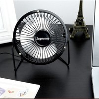 Quiet Mini Iron Fan [11270552263]