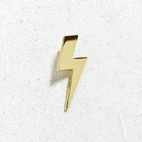 Magic Society Lightning Bolt Pin | Urban Outfitters