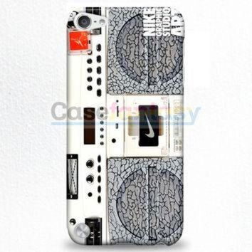 CREYUG7 Nike Air Jordan Logo iPod Touch 5 Case | casefantasy