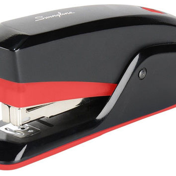 Swingline Stapler Quick Touch Compact 15 Sheets Black/Red (S7064565) Red
