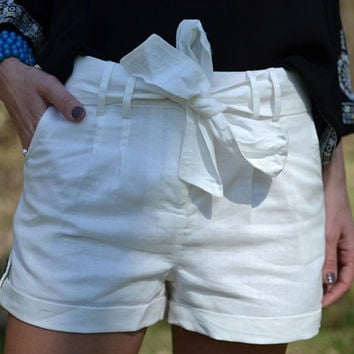 Bow About It Shorts