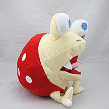 Pikmin Plush Toy Bulborb Chappy Soft Plush Doll Christmas Gift