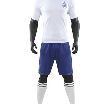 World Cup Jersey National Team Football Sportswear Uniform Suit With Standard Adult Team Competition Training Suit Soccer Sets